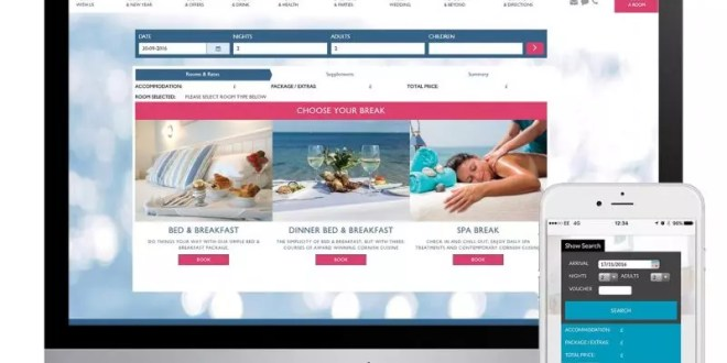 Hotel Perfect's Direct Booking Engine users report 45% revenue increase