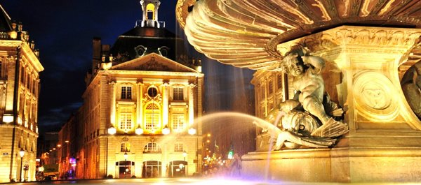 Bordeaux France hotels under 100 dollars