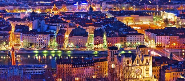 Lyon France hotels under 100 dollars