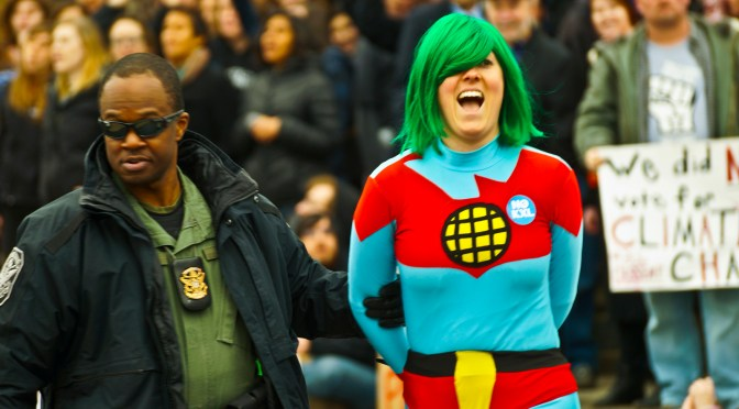 The Power is Yours!  Popular Environmental Narratives and the Legacy of Captain Planet