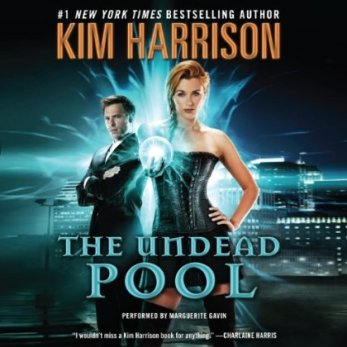 The Undead Pool Audiobook Cover - Hot Listens