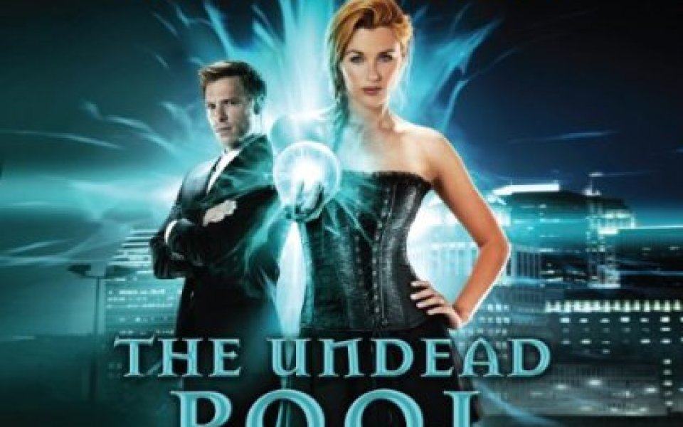 The Undead Pool Audiobook by Kim Harrison (review)