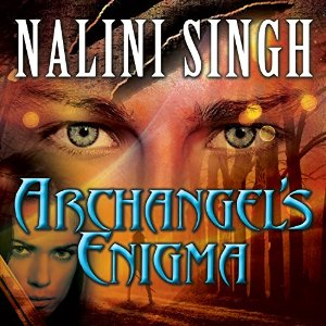 Archangel's Enigma by Nalini Singh narrated by Justine Eyre