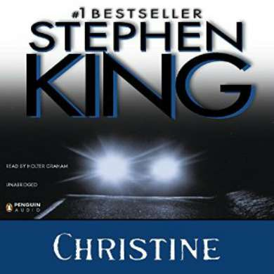 Christine by Stephen King narrated by Holter Graham