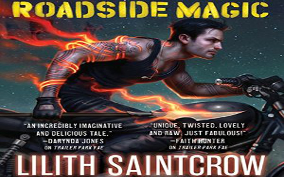 Roadside Magic Audiobook by Lilith Saintcrow (REVIEW)