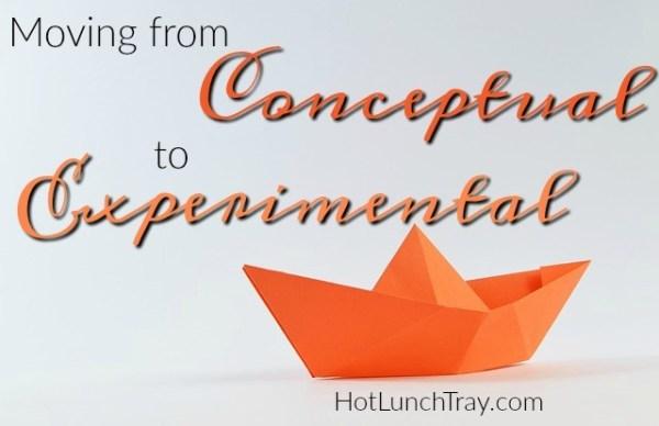 conceptual-experimental