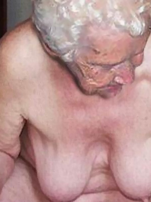 real old grannies in girdles