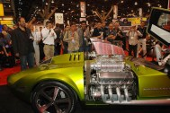 Hot Wheels® Kicks Off Its 40th Anniversary - SEMA 2007