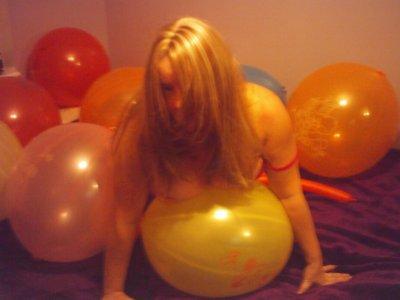 balloon looners ride