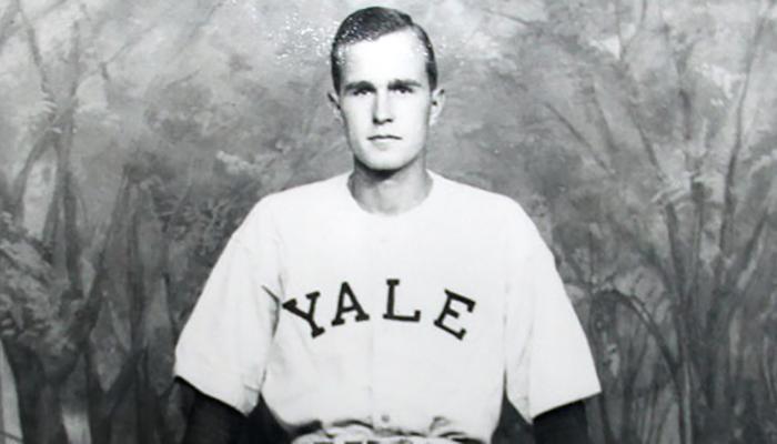 Young George H.W. Bush