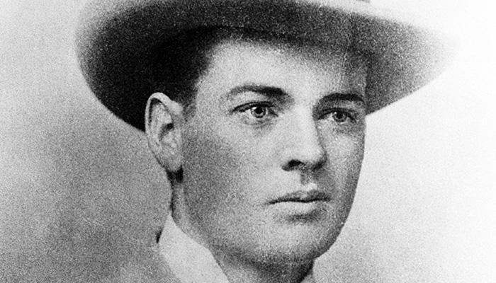 Young Herbert Hoover