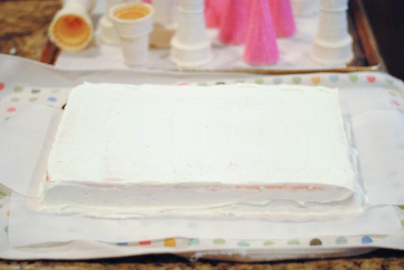 Castle Cake-9