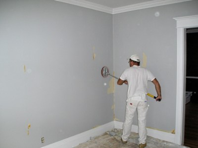 Painting After Removing Wallpaper - The House Painting Guide