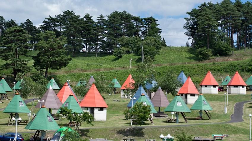Tree Houses and Cherry Picking- Nanbu Japan