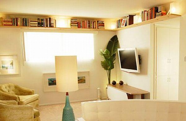 10 consigli in pillole per creare spazio in una casa piccola - Creare una casa ...