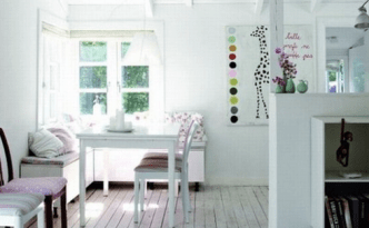 White cottage style - feature image
