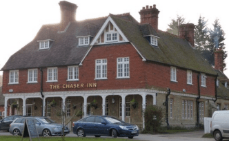 The Chaser Inn pub - feature image