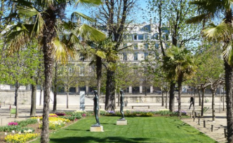 Tuileries garden Paris-feature image