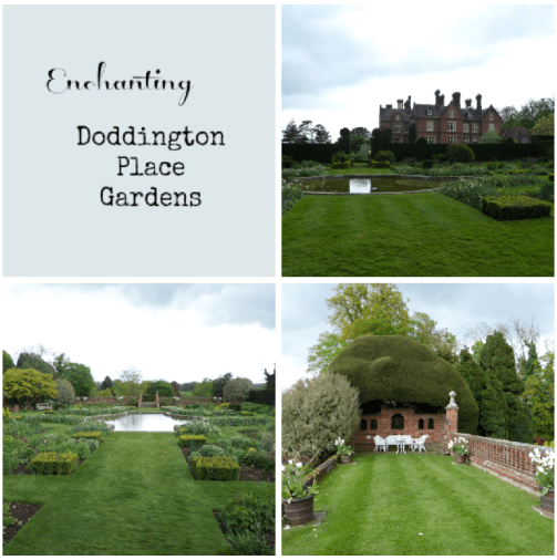 Doddington Place Gardens