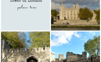 Tower of london Collage1