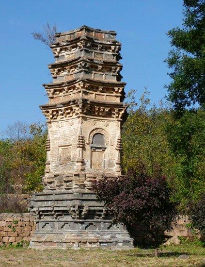 Silver Pagodas - BeiJing 1