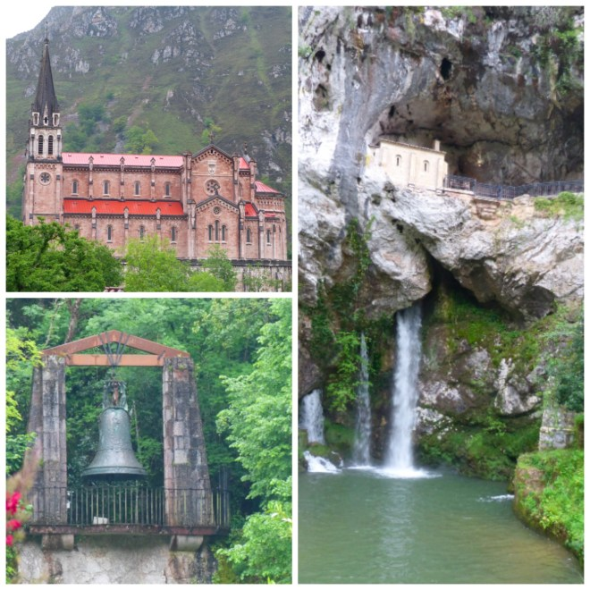 Covadonga Collage