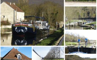 River Barging in Burgundy with European Waterways