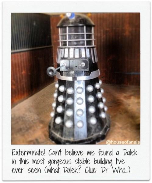 Dalek in Wales