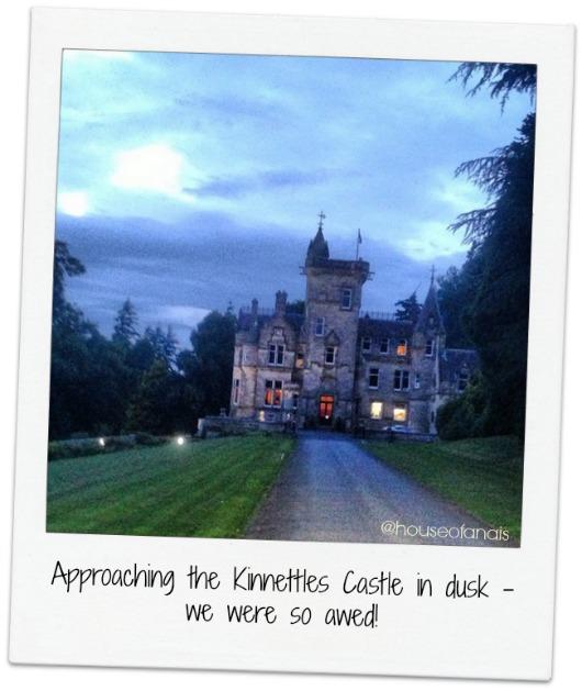 Kinnettles castle