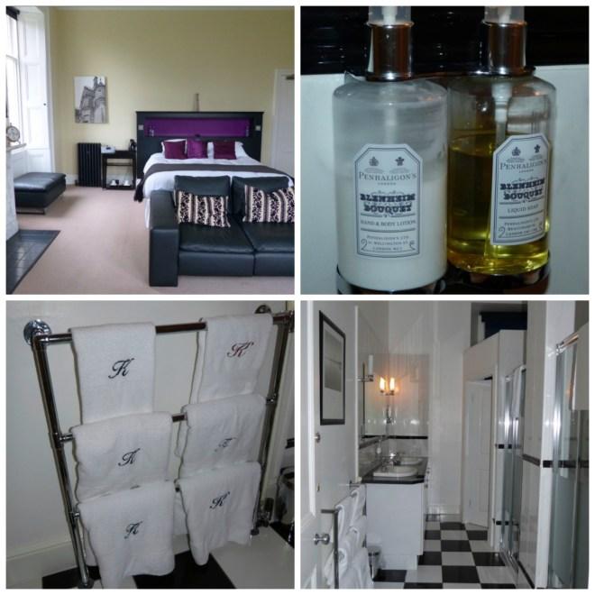 Kinnettles rooms Collage