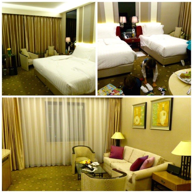 Kempinski Beijing Collage