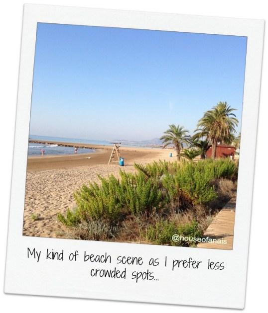 Torrenostra beach