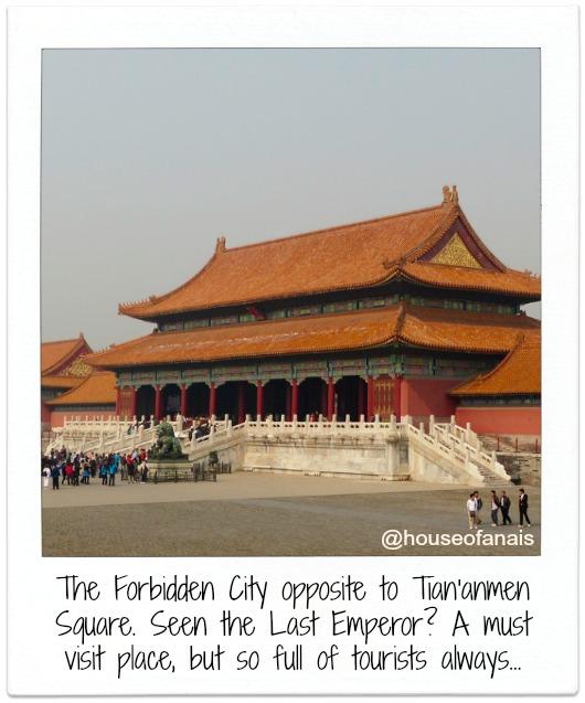 Forbidden City Gu Gong