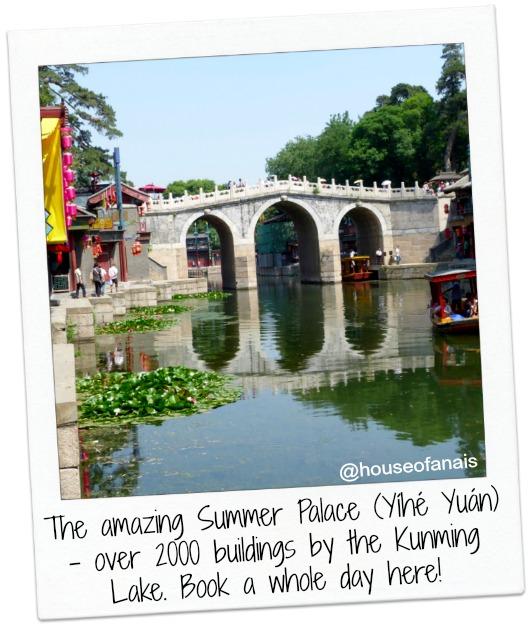 Summer Palave Yihe Yuan