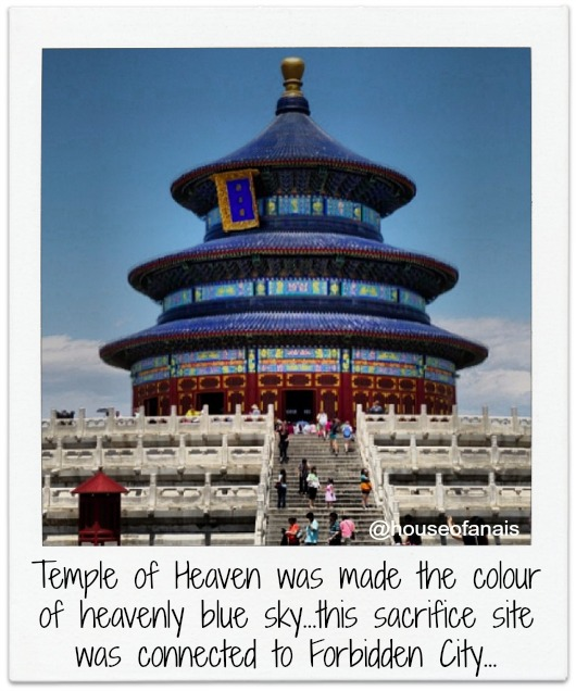 Tiantan temple of Heaven