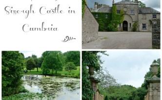 Sizergh Castle Collage