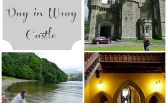 Wray Castle Collage