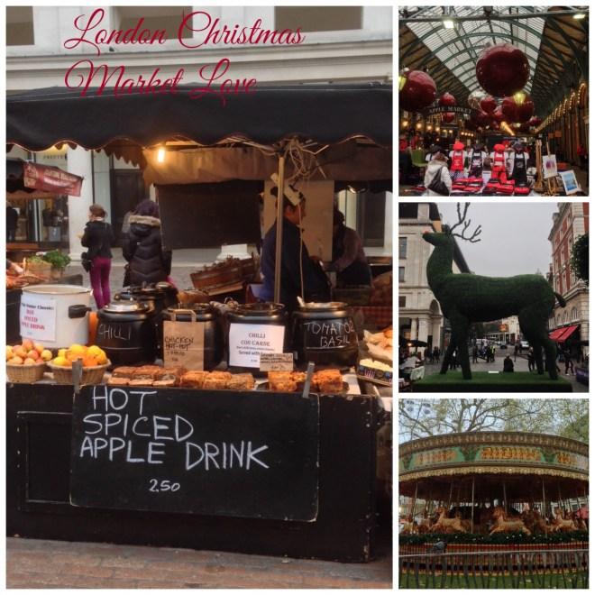 London Christmas markets
