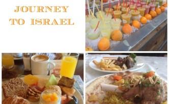 Culinary journey Israel