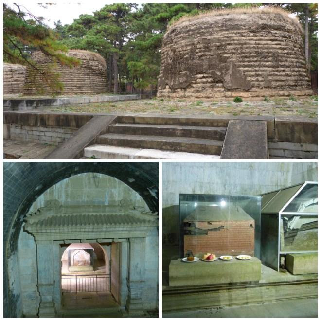 QingDong Ling tombs