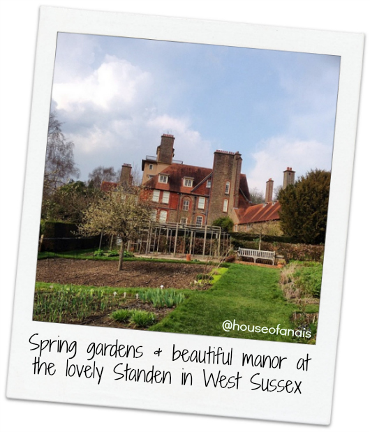 NT Standen in West Sussex