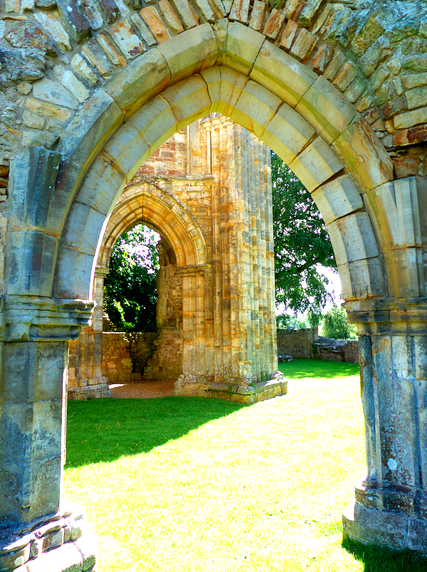 Bayhan Old Abbey in Kent-Sussex Border 2