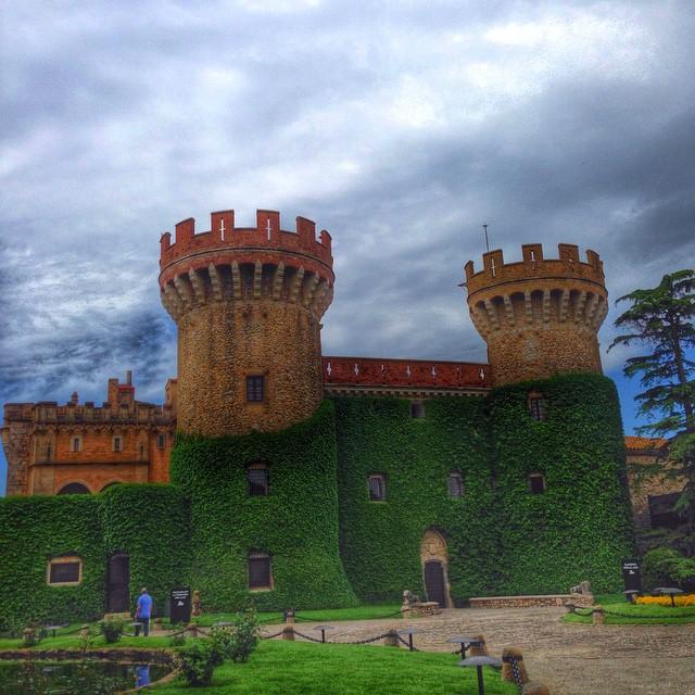 Peralada Castle Barcelona Region, Spain