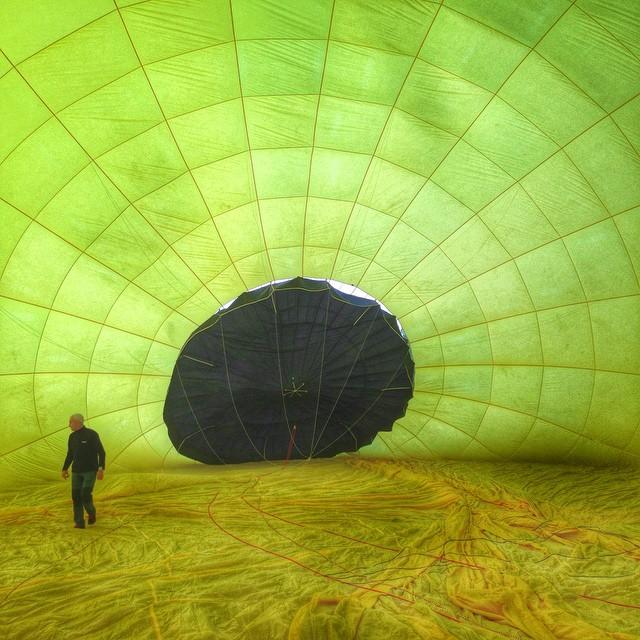 Balloon, Barcelona Region, Spain