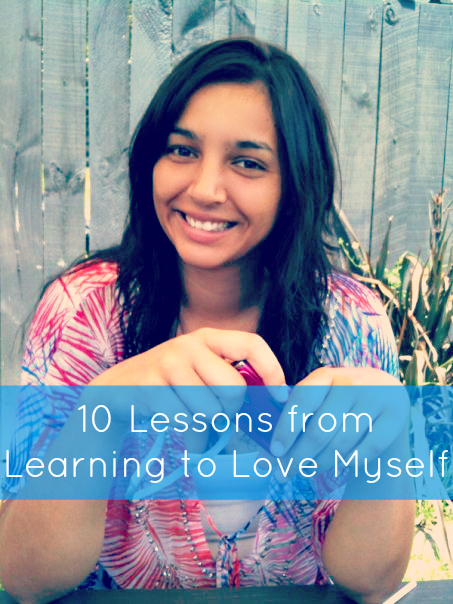 10 Lessons from Learning to Love Myself | www.elisemcdowell.com
