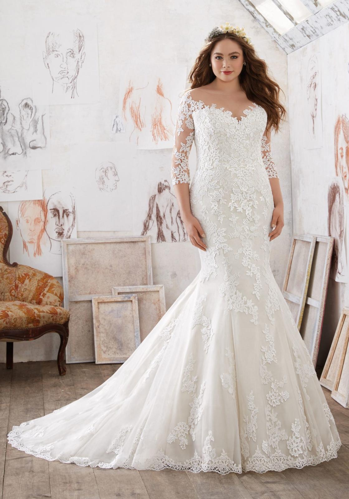 c 37 plus size wedding dresses wedding dress online Julietta