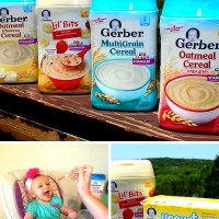 Get Creative with Gerber Cereal