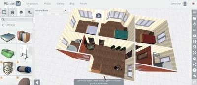 Free Floor Plan Software - Planner 5D Review