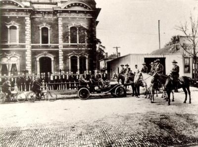 Houston Police Department - History