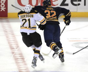 Sabres Bruins Hockey